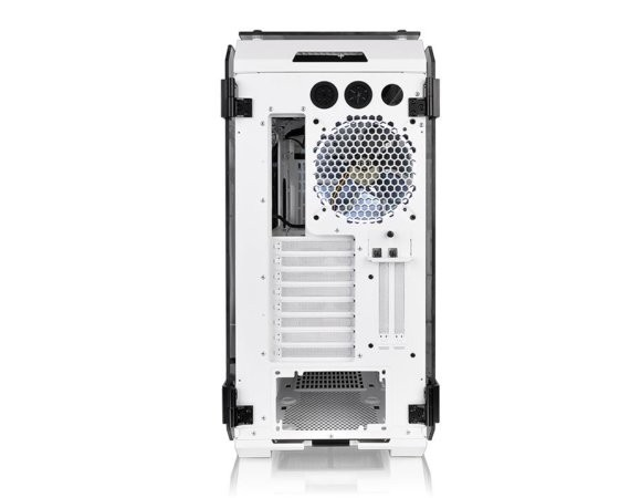 Thermaltake Obudowa View 71 Riing Tempered Glass E-ATX Full Tower - edycja Snow