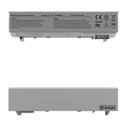 Qoltec Bateria do Dell Latitude E6500 E6410 E6510, 4400mAh, 10.8-11.1V