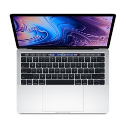 Apple MacBook Pro 13 Touch Bar: 2.0GHz quad-core 10th Intel Core i5/16GB/512GB - Silver