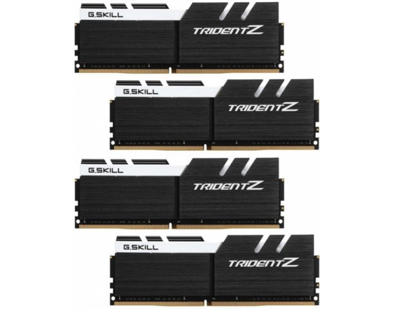 G.SKILL Pamięć do PC TridentZ  DDR4 4x16GB 3200MHz CL16-18-18-38 XMP2 czarny