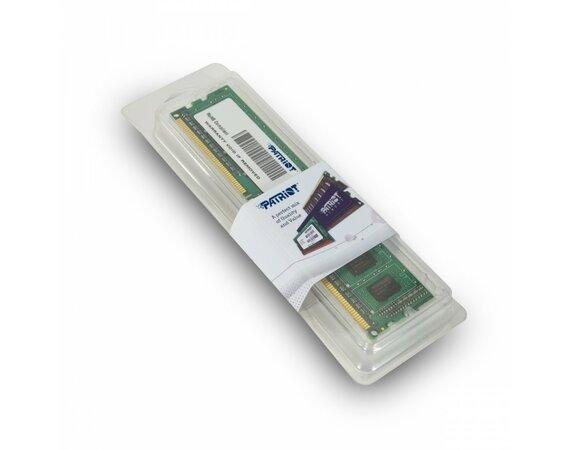 Patriot DDR3 2GB Signature 1600MHz CL11 256x8 1 rank