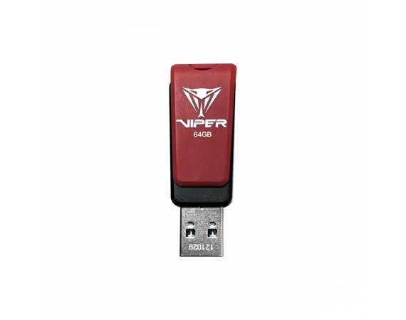 Patriot VIPER 64GB RED USB3.1 GEN.1