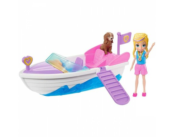 Figurka   pojazd Polly Pocket GDM09