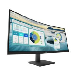 HP Inc. Monitor HP P34hc G4 WQHD USB-C Curved  21Y56AA