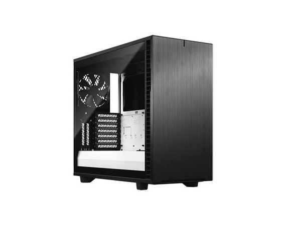 Fractal Design Obudowa Define 7 Black/white TG Clear Tint ATX