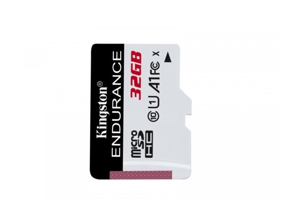 Kingston Karta microSD  32GB Endurance 95/30MB/s C10 A1 UHS-I