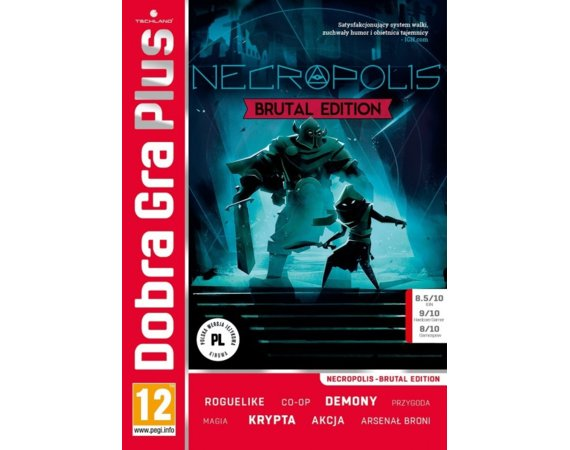Techland Gra PC SDGP Necropolis Brutal Edition
