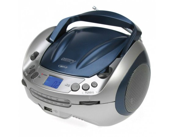 Camry Radio z odtwarzaczem CD /MP3 (boombox)   CR1123b