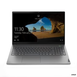 Lenovo Laptop Thinkbook 15 G2 20VG0005PB W10Pro 4300U/8GB/256GB/INT/15.6FHD/Mineral Grey/1YR CI