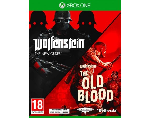 Cenega Gra Xbox One Wolfenstein The New Order Old Blood