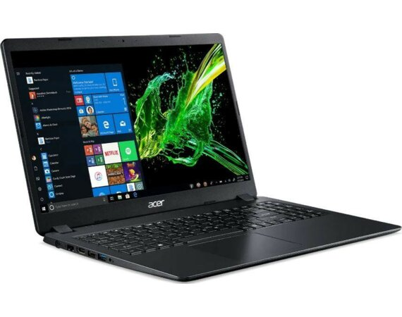 Acer Notebook Aspire 3 A315-56-398Q WIN10Home i3-1005G1/4GB/256GB/UMA/15.6 FHD