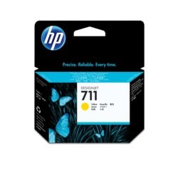 HP Inc. Tusz 711 29ml Yellow CZ132A