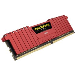 Corsair DDR4 Vengeance LPX 8GB/ 2400 RED CL16-16-16-39