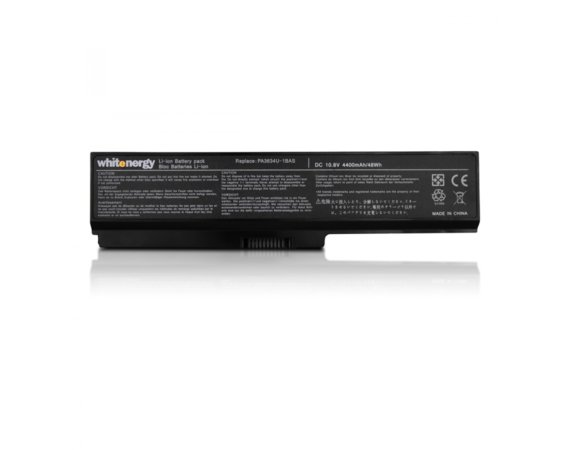 Whitenergy Bateria Toshiba Satellite M305/U400 4400mAh Li-Ion 10.8V