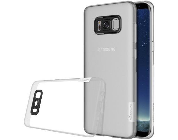 Nillkin Nature dla Samsung Galaxy S8 Plus, crystal