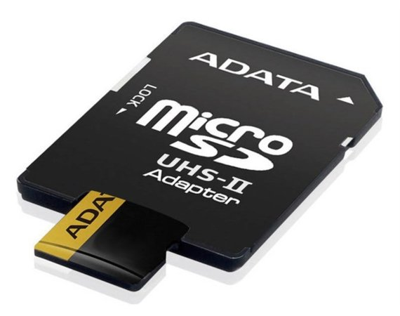 Adata microSD Premier ONE 256 UHS2/U3/CL10 + adapter