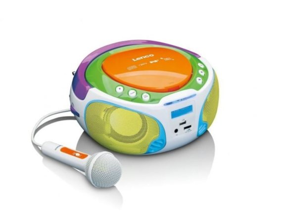 LENCO SCD-651 Kids radio DAB+