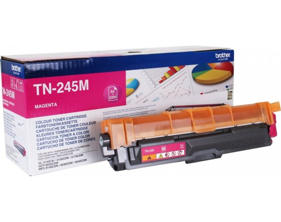 Brother Toner TN245M MAG 2,2k do HL 3140, DCP-9020CDW