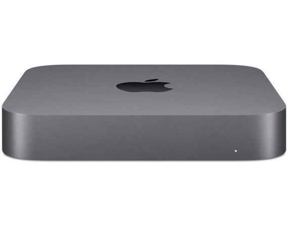 Apple Mac mini, i3 3.6GHz quad-core/8GB/128GB SSD/Intel UHD 630 - Space Grey
