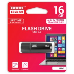 GOODRAM MIMIC 16GB USB3 BLACK