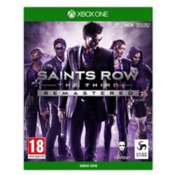 KOCH Gra XOne Saints Row The Third Remastered
