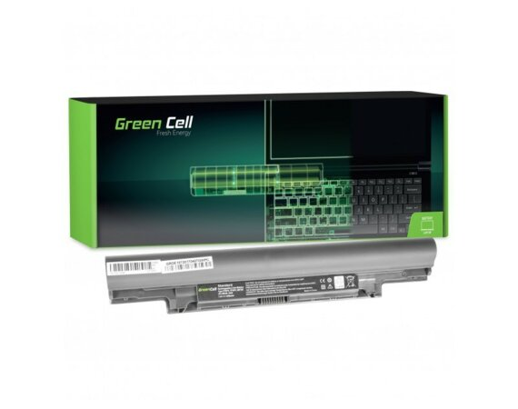 Green Cell Bateria Dell Latitude 3340 7,4V 4,4Ah