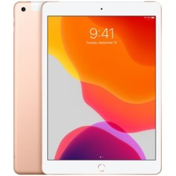 Apple iPad 10.2-inch Wi-Fi + Cellular 32GB - Gold