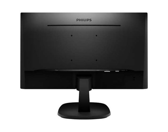 Philips Monitor 23.8 243V7QSB IPS DVI Czarny