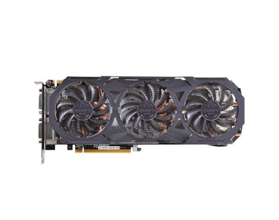 Gigabyte GeForce CUDA GTX970 GAMING 4GB DDR5 PCI-E 256BIT 2DVI/HDMI/DP BOX
