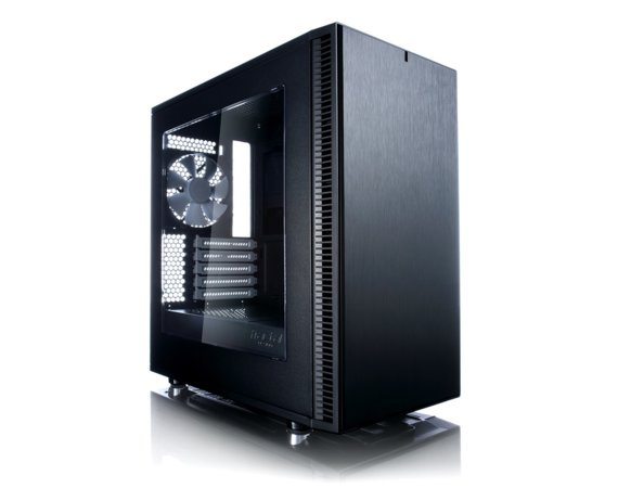 Fractal Design Define Mini C window 3.5'HDD/2.5'SDD uATX/ITX