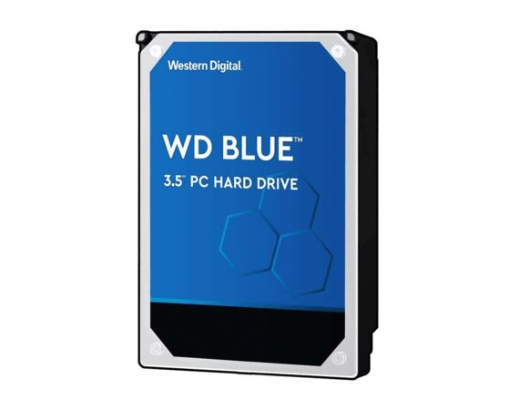 "Western Digital HDD Blue 6TB 3,5"" 256MB SATAIII/5400rpm"