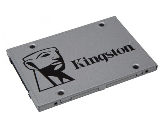 Kingston SSD UV400 SERIES 240GB SATA3 2.5' 550/490 MB/s