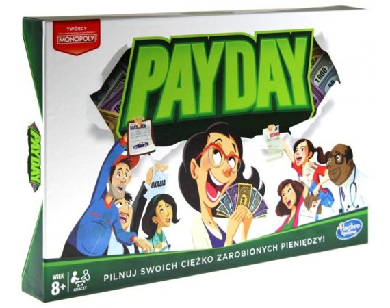 Gra Monopoly Payday