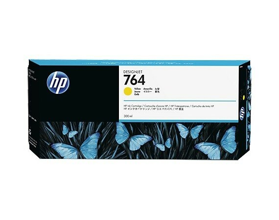 HP Inc. Tusz HP 764 Yellow C1Q15A