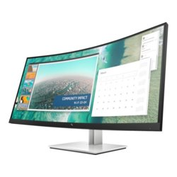 HP Inc. Monitor EliteDisplay E344c Curved Display   6GJ95AA