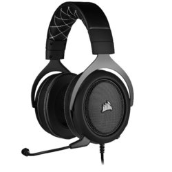 Corsair Słuchawki HS60 Pro Surround Gaming Headset Carbon