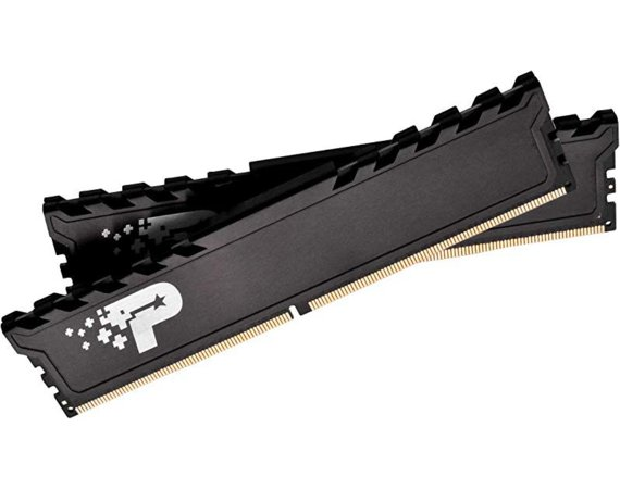 Patriot Pamięć DDR4 Signature Premium 16GB/2666(2*8GB) Black CL19