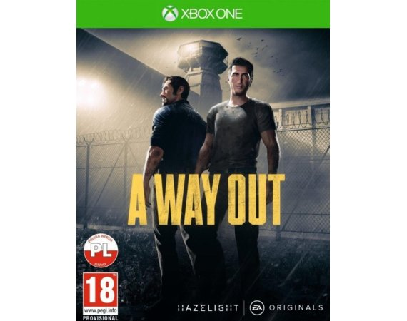 EA Gra Xbox One A Way Out
