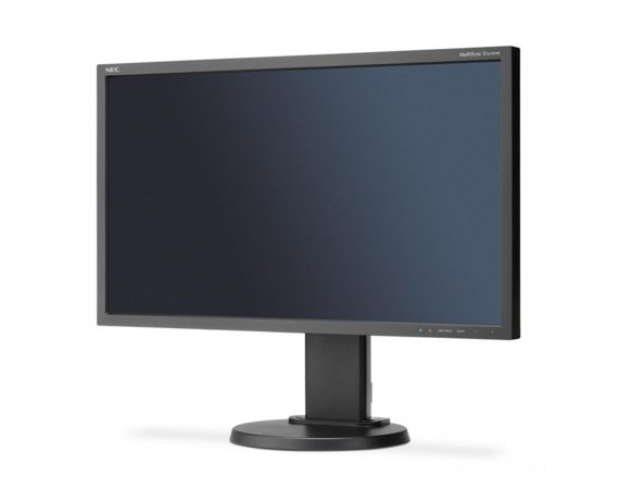 NEC Monitor 23.8 MS E243WMi bk 16:9 IPS W-LED 6ms DVI-D Pivot