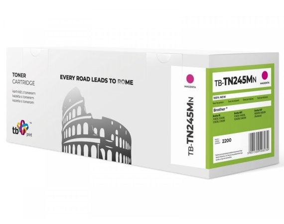 TB Print Toner do Brother TN245M TB-TN245MN MA 100% nowy
