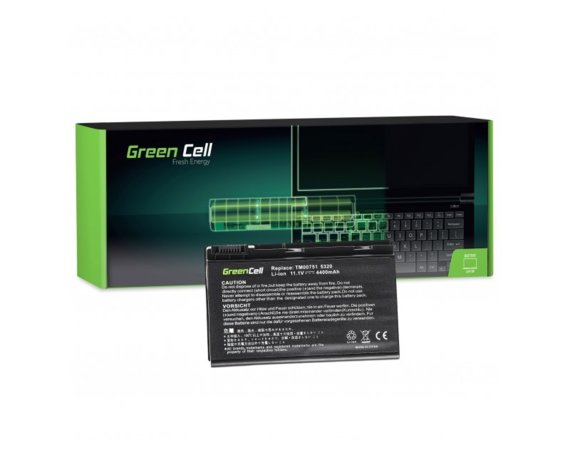 Green Cell Bateria do TravelMate 5220 11,1V 4400mAh