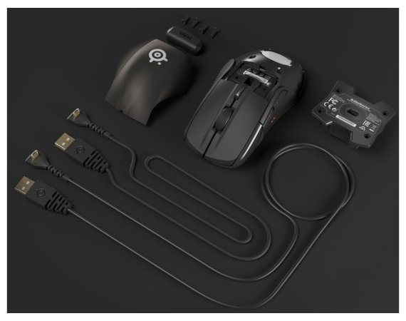 SteelSeries  Mysz RIVAL 700 Gaming