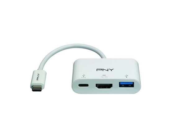 PNY Adapter USB-C do USB3.0/HDMI/USB-C