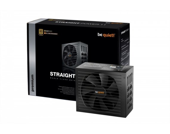 Be quiet! Straight Power 11 750W 80+ Gold BN283