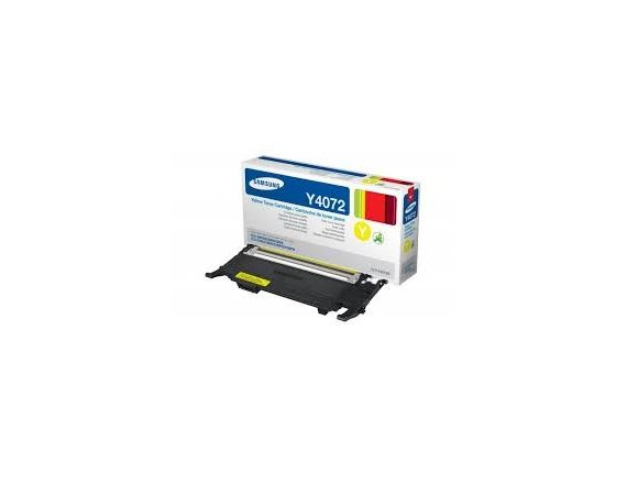 HP Inc. Samsung CLT-Y4072S Yellow Toner
