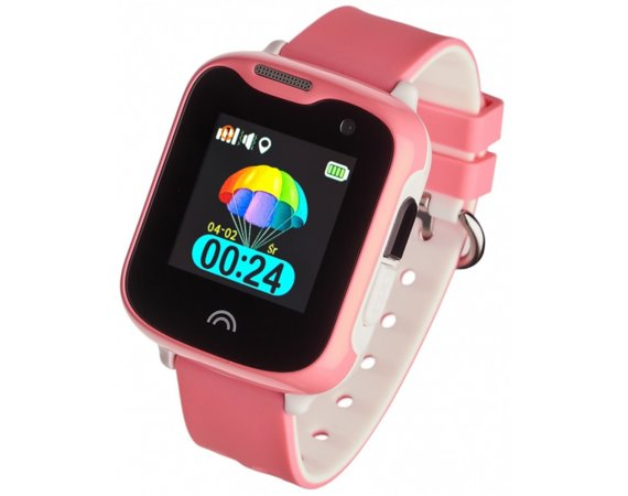 Smartwatch Kids Sweet różowy