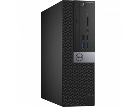Dell Optiplex 5040SFF Win 10 Pro i5-6500/256GB/8GB/DVDRW/HD530/KB216/MS116/3Y NBD