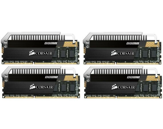 Corsair DDR4 Dominator PLATINUM 32GB/2666 (4*8GB) CL16-18-18-35