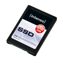 Intenso Dysk SSD Top 512GB 2,5 Sata III 490/520MB/s 7mm