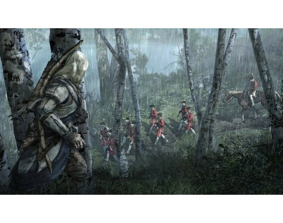 UbiSoft Assassins Creed III PS3 PL